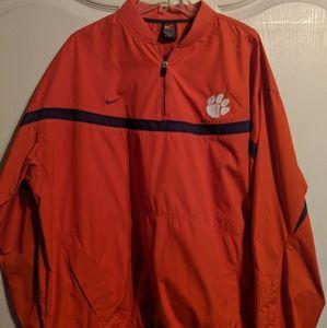 Clemson Nike Climafit Pullover XXL